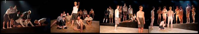 Lord of the Flies - Photographs © Anne Zahalka